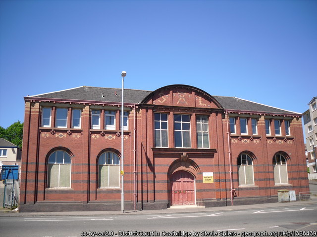 Coatbridge Justice of the Peace Court