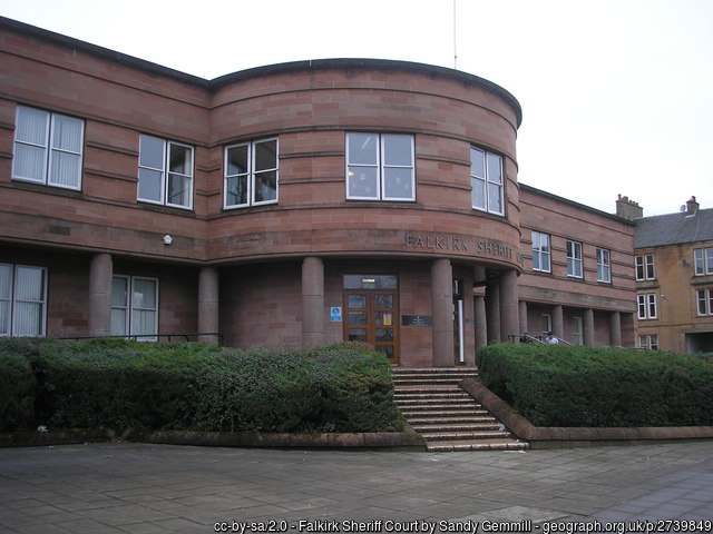 Falkirk Sheriff Court and Justice of the Peace Court