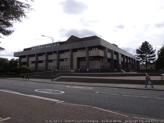 Glasgow Sheriff Court and Justice of the Peace Court