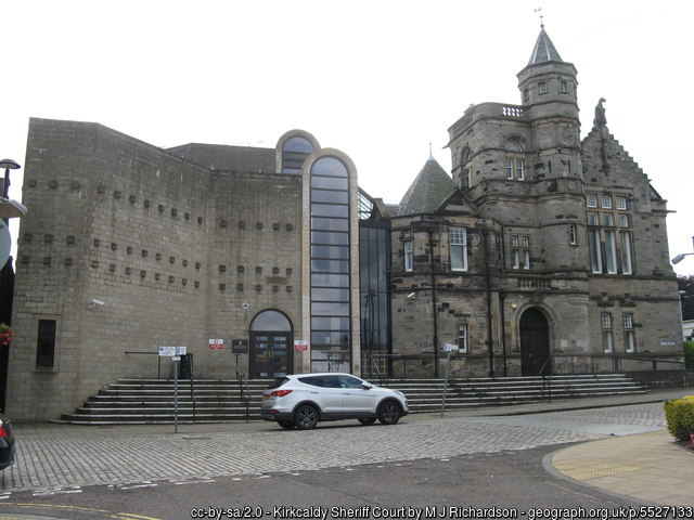 Kirkcaldy Sheriff Court and Justice of the Peace Court